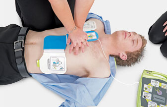 first aid and defibrillation