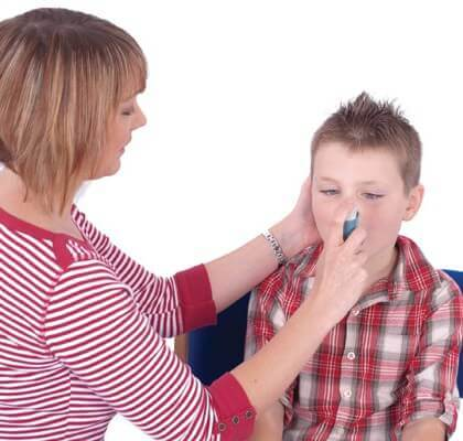 Schools Able to Hold a Stock of Emergency Inhalers
