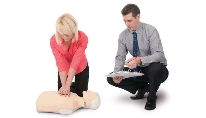 Instructor Annual Monitoring in First Aid