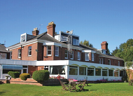 Gypsy Hill Hotel Exeter