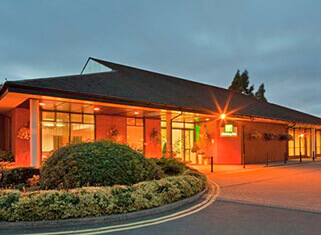 holiday inn telford - recommended