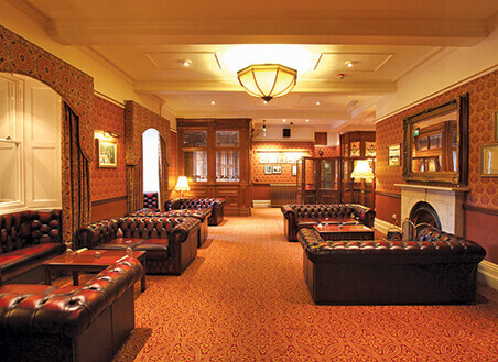 Best Western Shap Wells Hotel lounge area