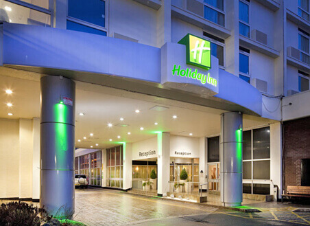 Holiday Inn Leicester 1