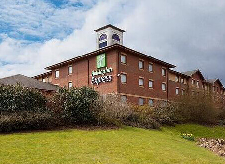 Holiday Inn Express Exeter 1