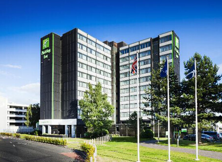 Holiday Inn Glasgow Airport 1