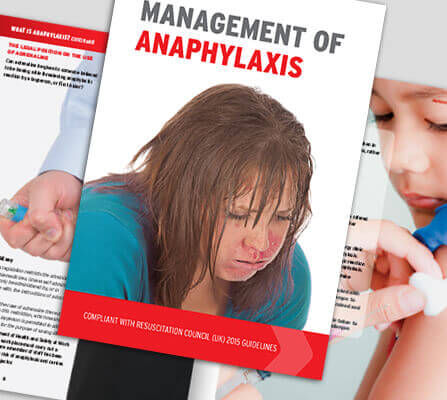 anaphylaxis-book