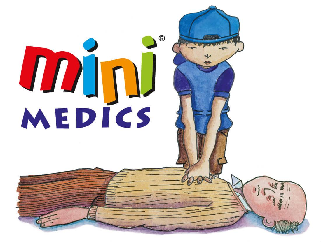 Mini Medics 174 First Aid For Children Nuco Training