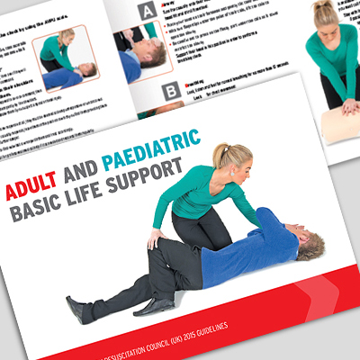 basic life support book