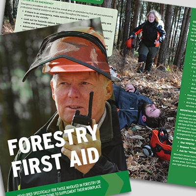 forestry first aid book