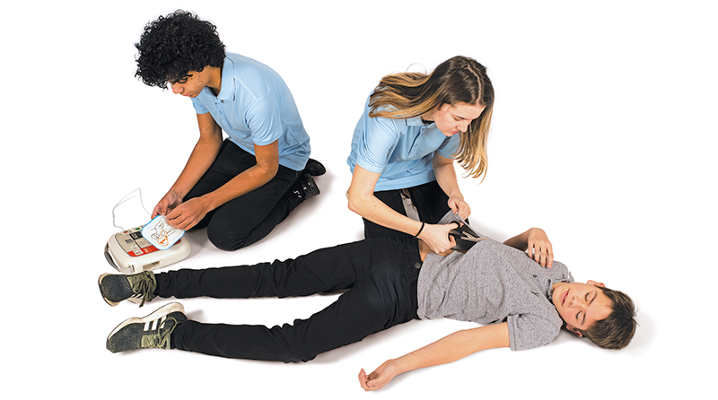 FAA Level 2 Award in Student First Aid (RQF)