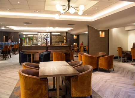 Bolton Whites Hotel bar