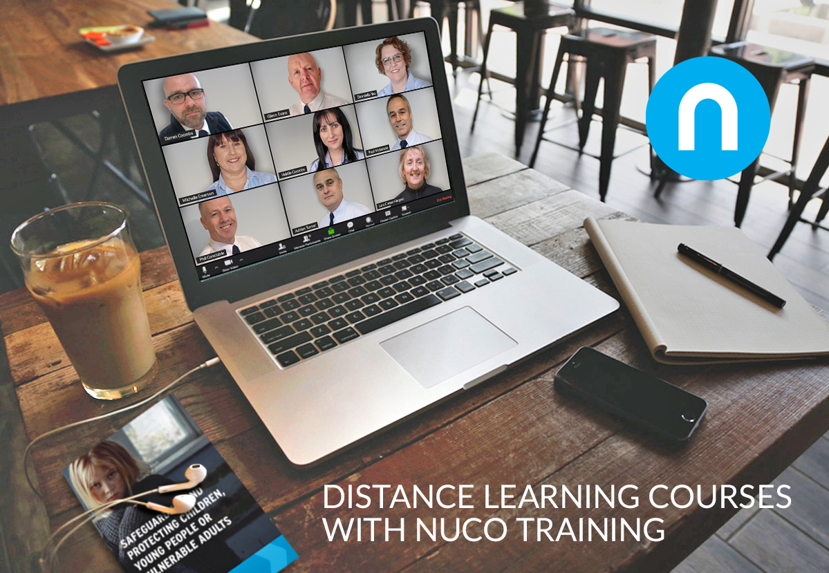 Nuco Training distance learning courses