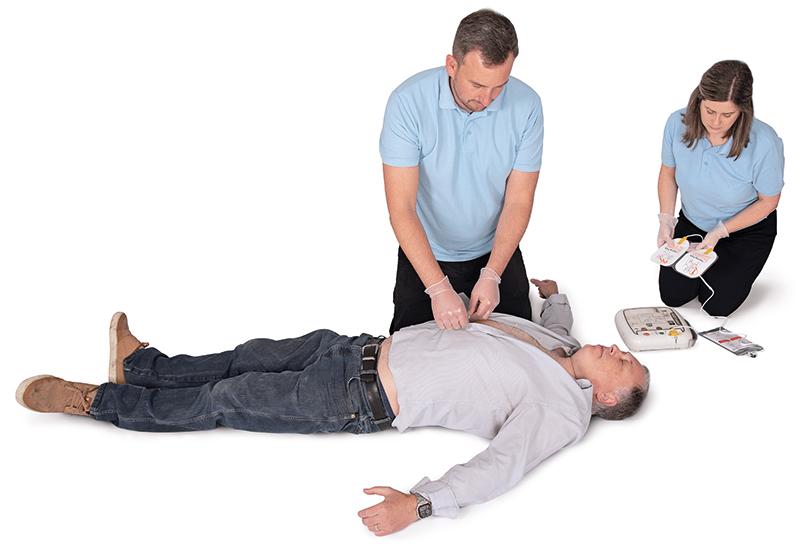 defibrillation course