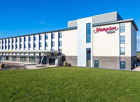 Hampton Hilton Hotel Exeter Airport