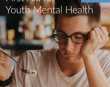 First Aid for Youth Mental Health qualification